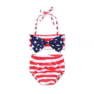 Swimwear baby girl bikini