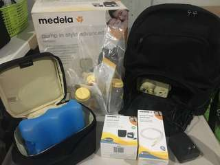 Medela PISA Breastpump (Backpack)