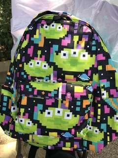 Disney 三眼仔backpack