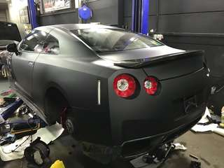 GTR full wrapping
