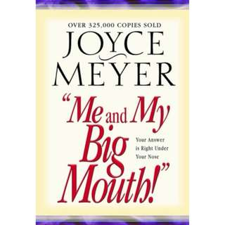 [eBook] Me and My Big Mouth - Joyce Meyer