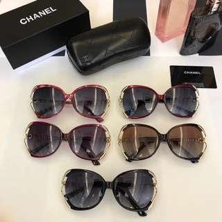 面交 Chanel 香奈兒經典珍珠太陽鏡 墨鏡  多色可選