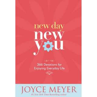[eBook] New Day New You - Joyce Meyer