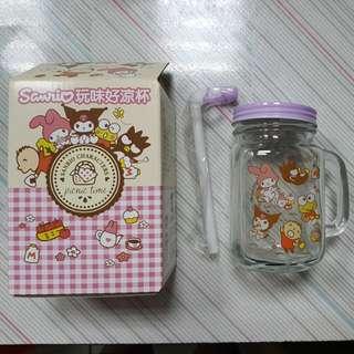 Sanrio玩味好涼杯