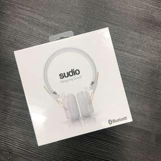 Sudio Regent 白色耳機 (white)