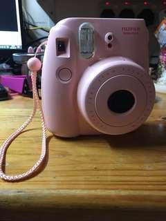 Mini 8 粉紅色即影即有相機