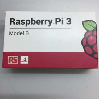 Raspberry Pi 3 Model B (UK)