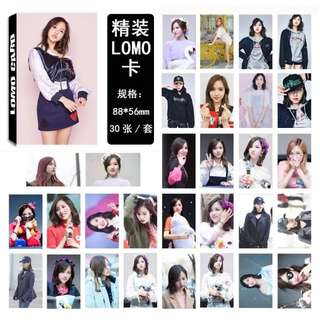 TWICE MINA KNOCK KNOCK LOMO CARDS 30 PCS