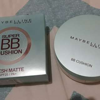 Maybelline Fresh Matte BB Cushion 03 Natural