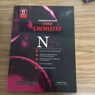 WISEMAN science chemistry comprehensive guide