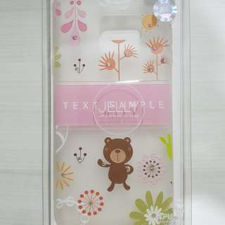 Teddy bear NOTE 5 phone cover