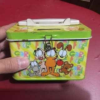 絕版卡菲貓錢盒
