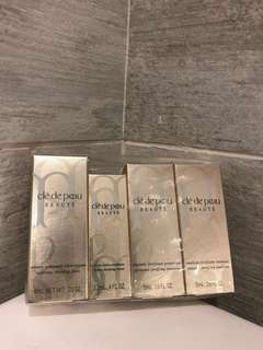 Cle de peau samples