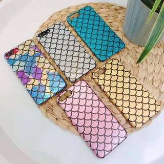 Mermaid Scale Case for iPhone