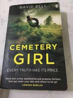 Cemetey Girl storybook