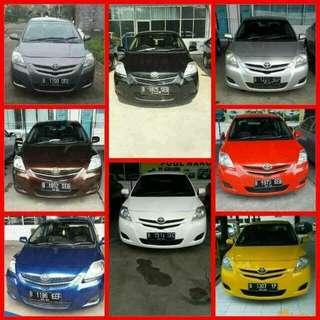Mobil Toyota Vios 2012 Cash atau kredit
