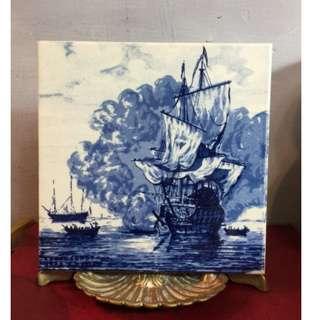 老荷蘭 Delft Blauw 瓷磚