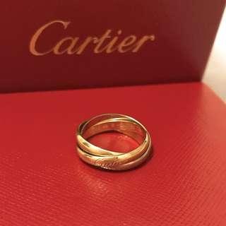 Cartier Trinity Ring 戒指