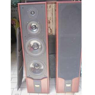 speakers one pair