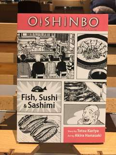 Oishinbo - Fish, Sushi & Sashimi