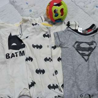 Sleepsuit, jumpsuit hnm mothercare