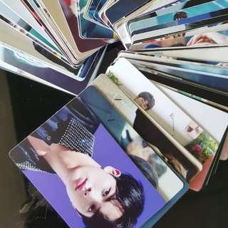 [READY STOCK] BTS JIN PHOTOCARDS SET