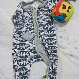 Bonds rompers sleepsuit