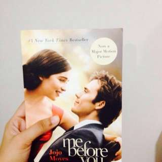 Me before you and After You