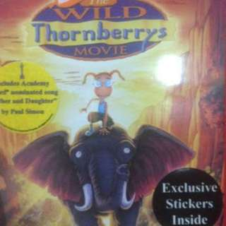 Dvd The Wild Thorberrys, Nickelodeon