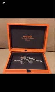 Hermes 925 bracelet