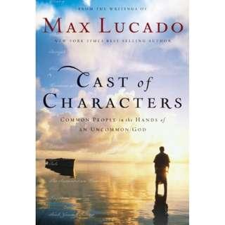 [eBook] Cast of Characters - Max Lucado