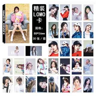 TWICE SANA TT LOMO CARDS 30 PCS