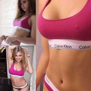 Calvin Klein 運動內衣(套)