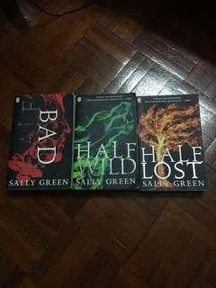 Half bad trilogy
