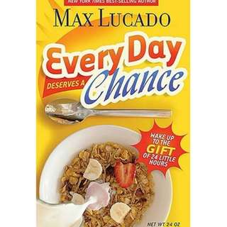 [eBook] Every Day Deserves a Chance - Max Lucado