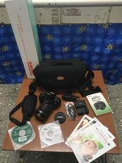 DSLR Canon 700d