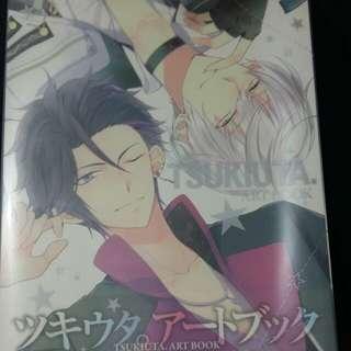 Tsukiuta Artbook