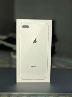 iPhone 8 Plus 64G Silver