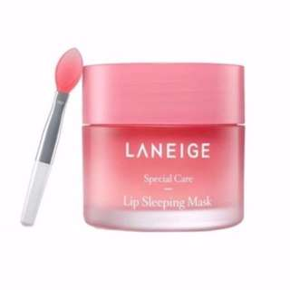 ❗️FREE NM❗️3ml *Laniege Lip Sleeping Mask
