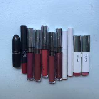 Authentic Lipsticks