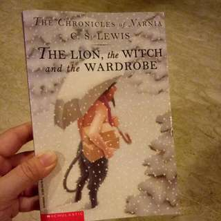 The Chronicles Of Narnia - The Lion,  The Witch And The Wardrobe By C S Lewis