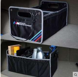 現貨 最低價 BMW車用置物箱 收納箱 後車廂置物盒 收納盒  摺疊盒 F10 F30 F31 E34 e30 e90