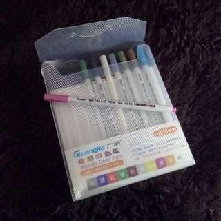 Metallic Color Pen