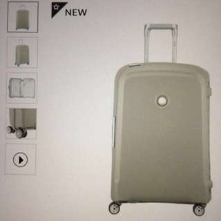 Delsey  70cm (28 inches Belfort 4 wheel trolley case