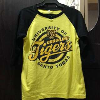 UST 3/4 SLEEVE GROWLING TIGERS