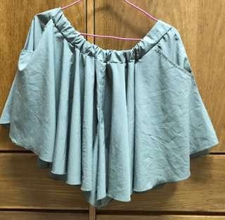 大尺碼褲裙(二手)