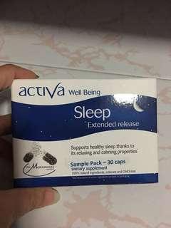 Activa sleep dietary supplement