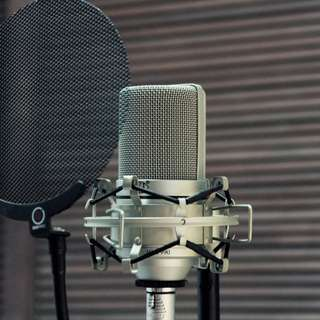 Vocal Recording + Mixing + Coaching Service