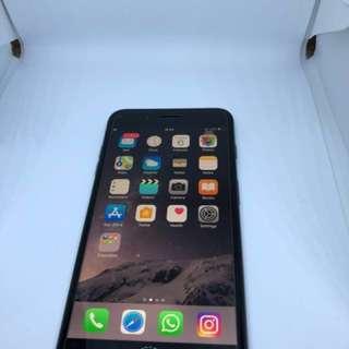 Iphone 7plus 128gb - jetblack