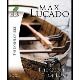 [eBook] The Gospel of Luke - Max Lucado